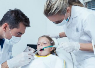 Dentist for Child