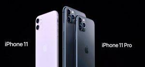 i phone 11 phone series