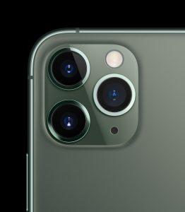 i phone 11 pro camera