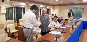 BCCI President- Sourav Ganguly