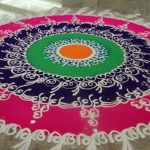 Rangoli new design