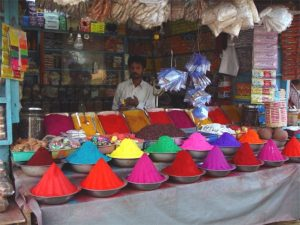 Rangoli powders