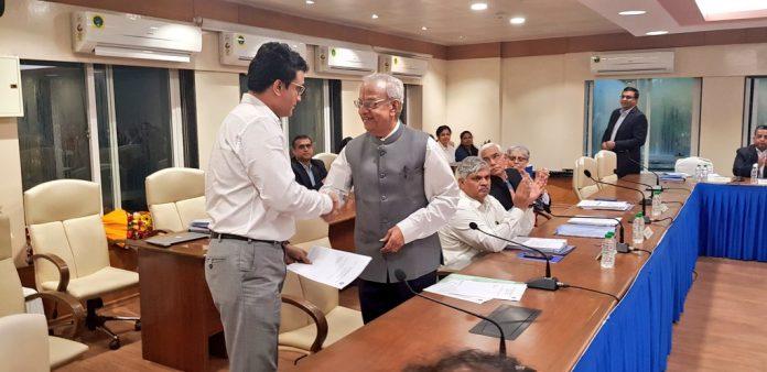 Sourav Ganguly - BCCI President