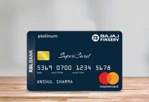 Bajaj Finance EMI Card