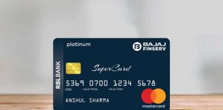 Bajaj Finance EMI Card