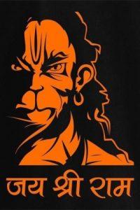 Hanumanji, the symbol