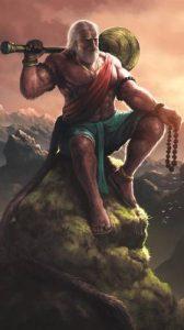 Hanumanji's son