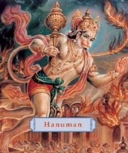 Hanumanji's boons