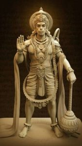 Hanumanji and Tuesday