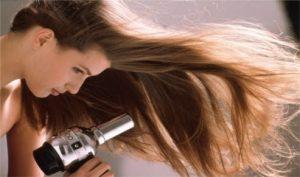 Voluminious Hair