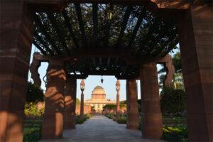 Mughal Garden Long View